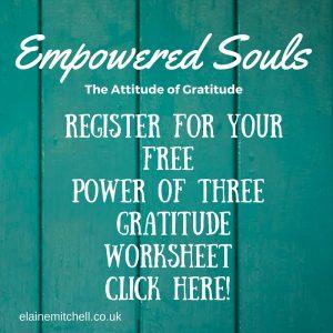 Secret Gratitude Giveaway