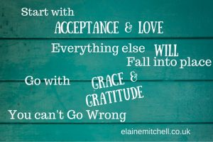 Acceptance and Love