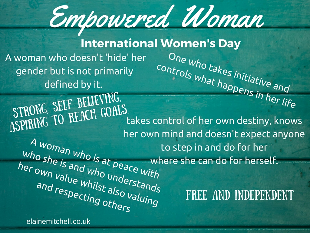 Empowered Woman