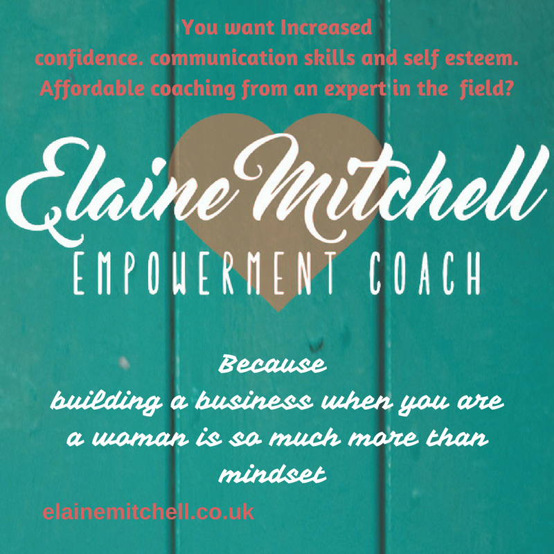 Online Affordable Coaching Elaine Mitchell Life Coach