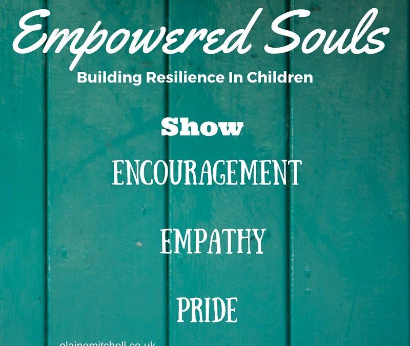 Childrens Mental Health Week Building Resilience