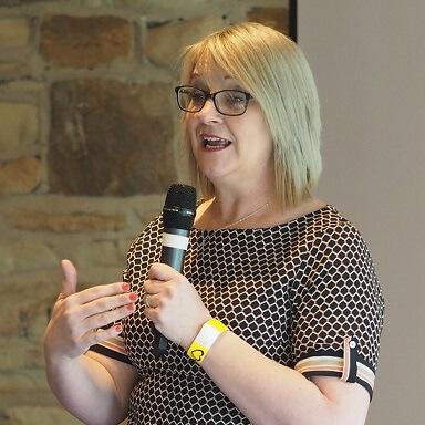 Elaine Mitchell Speaker